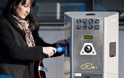 public charging networks