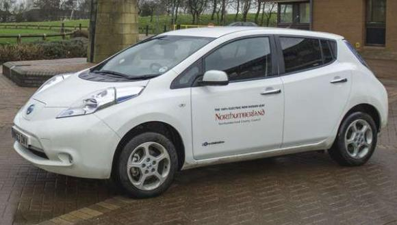 county-council-add-nissan-leafs-fleet