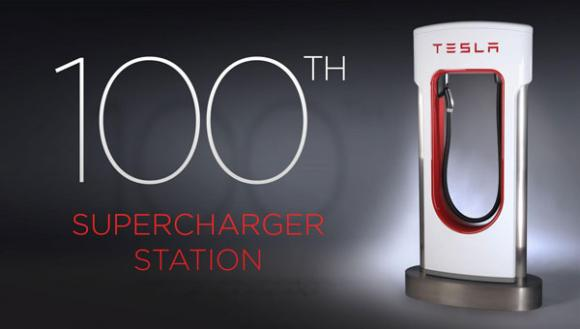 tesla-continue-expand-supercharger-network-installation-100th-unit