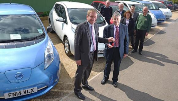 warwickshire-rural-businesses-trial-evs
