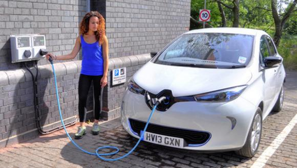 Dundee City Council Given 22k For New Ev Charging Points