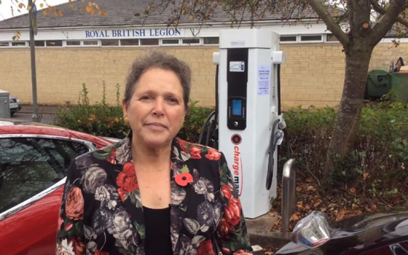 Charging points and electric vehicles UK 2015 - Zap Map