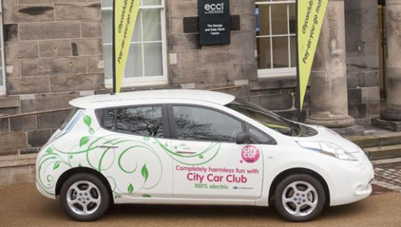 scottish-government-supports-electric-vehicle-car-club-integration