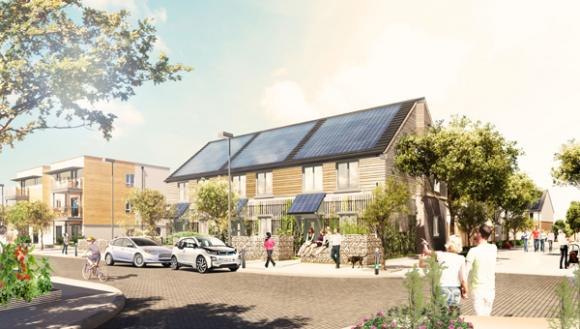 A2dominion Announces Electric Vehicle Partnership At Nw Bicester Eco Town Zap Map