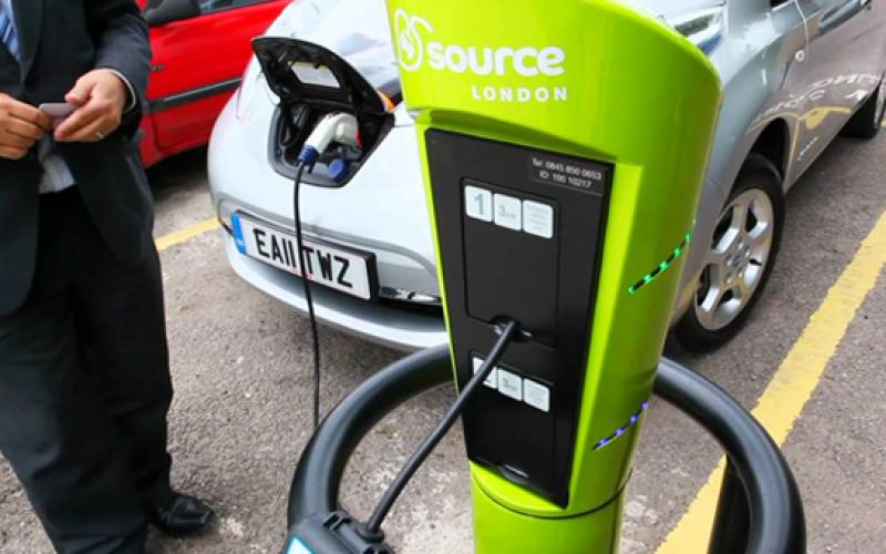 bluepointlondon manage charging points kensington chelsea, hackney greenwich
