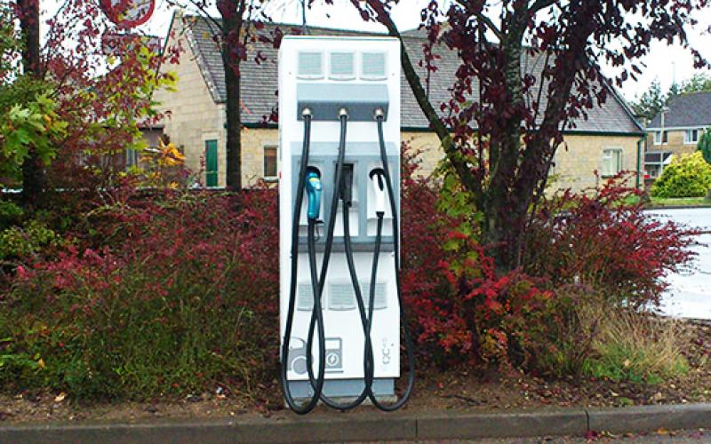 cotswolds continues expand rapid ev charging network
