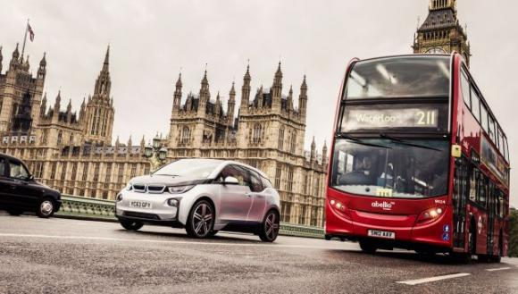 drivenow-launches-londons-largest-shared-fleet-electric-cars