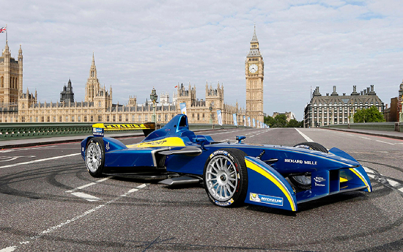 100% electric formula championship reaches conclusion london weekend