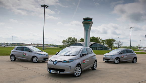 farnborough-airport-takes-delivery-100-electric-renault-zoes