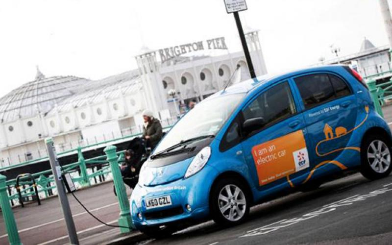 brighton hove receive ev charge point upgrades