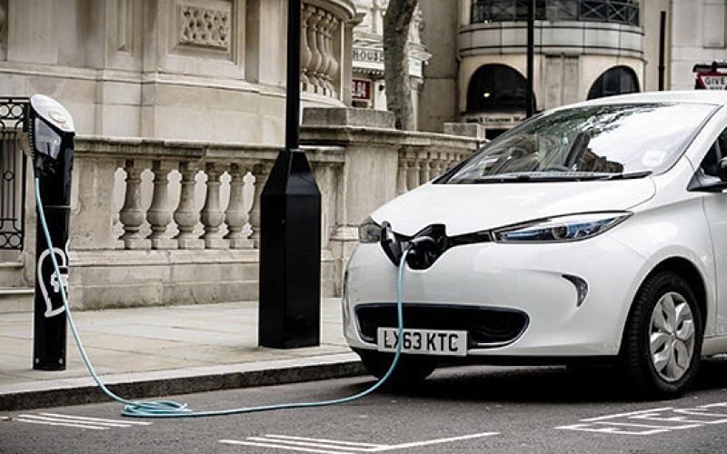 opinion: point public ev charging network?