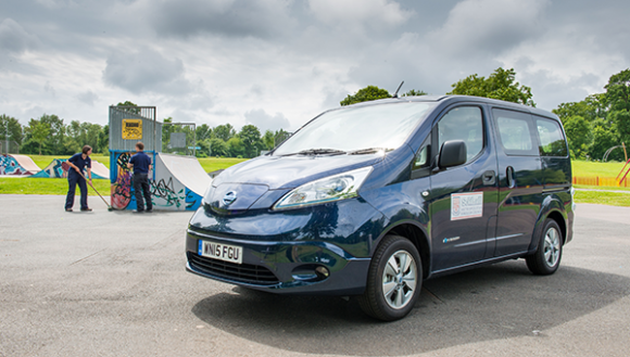 nissan-nv200-joins-solihulls-neighbourhood-team