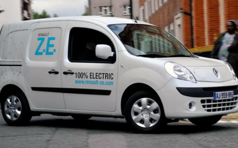 leicester council electric £290k ev trial