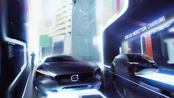 volvo-announces-large-scale-electrification-strategy