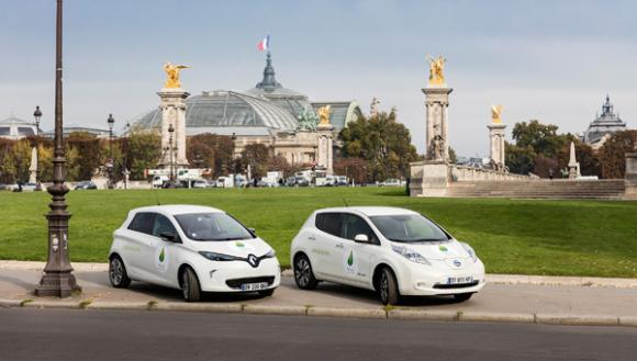 renault-nissan-boost-charging-points-climate-talks