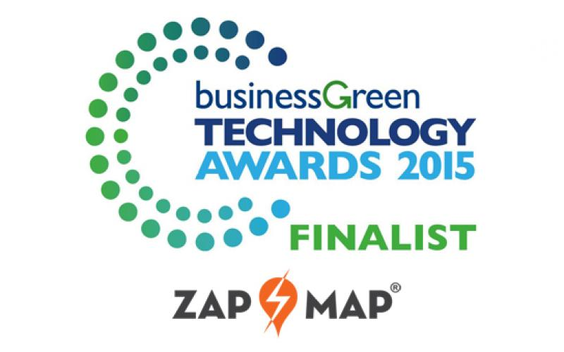 zap-map shortlisted business green technology awards