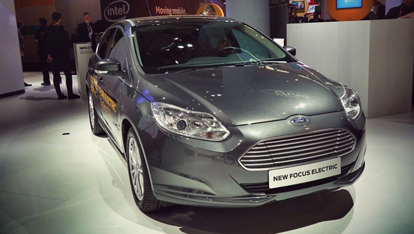 Ford Focus Electric Set To Return