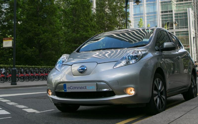 ev taxi firm launches crowdfunding campaign