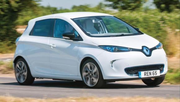 Renault Zoe Is Best Selling Electric Car In Europe Zap Map