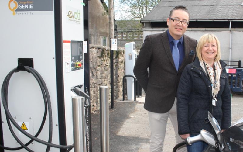 council adds rapid chargers cumbria