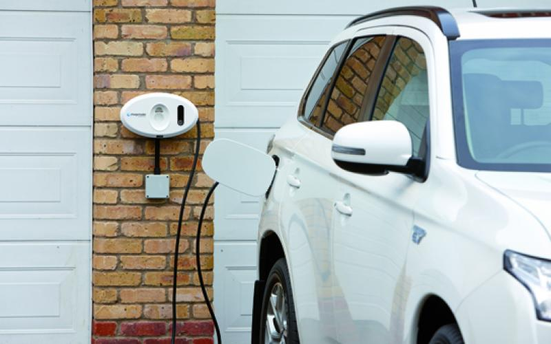 special outlander phev home charge offer launched