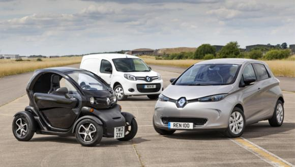Electric Milestones Reached For Renault Nissan Alliance