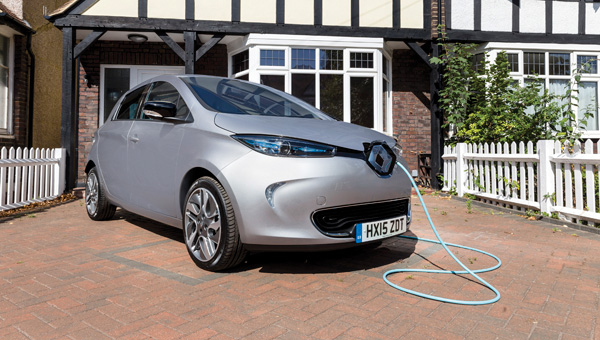 Electric Car Charging Points To Be Essential For New House Hunters
