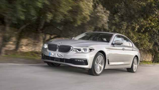 Filling In The Gap Between 330e And 740e Phevs Bmw Is Bringing Out A 530e 2017 Under Expanding Iperformance Banner With Number Of New Plug