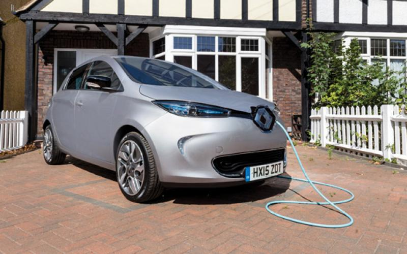 electric car charging points essential house hunters
