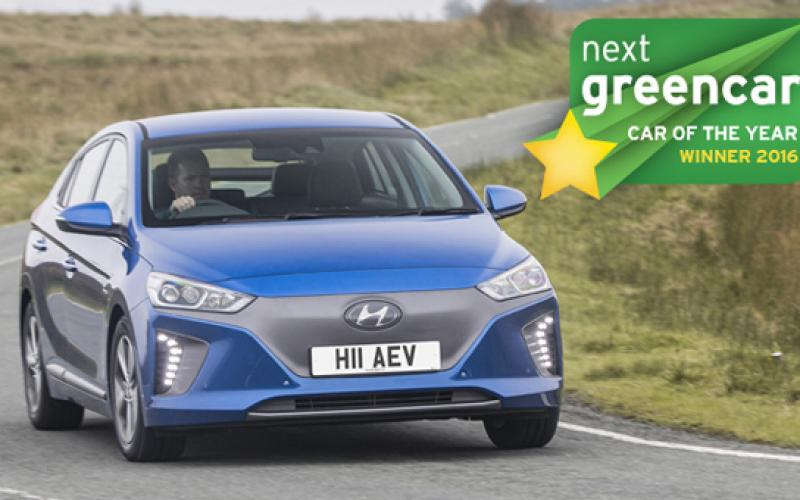 electric models triumph green car awards