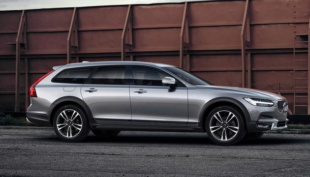 volvo v90 cross country polestar performance optimisation