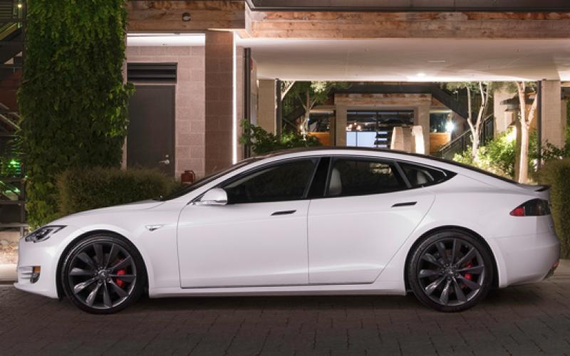 100d battery option tesla models