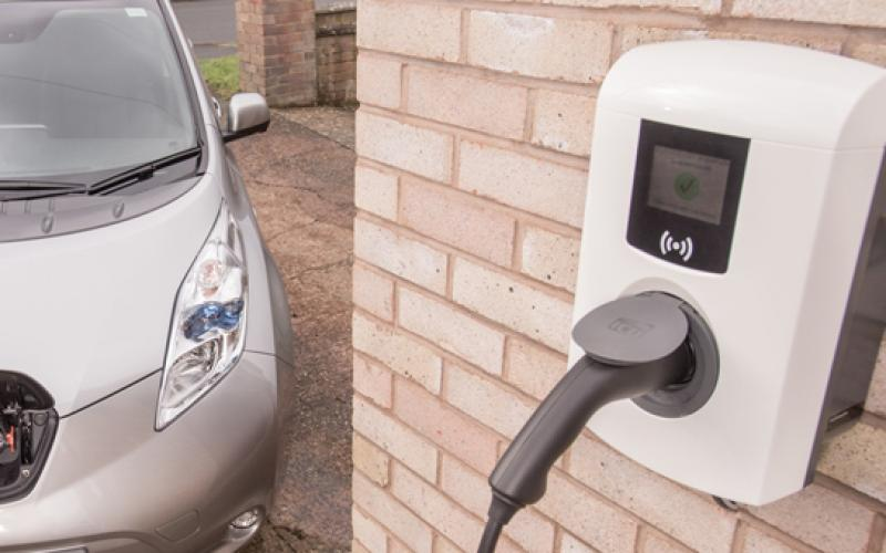 electric nation smart charge points installed