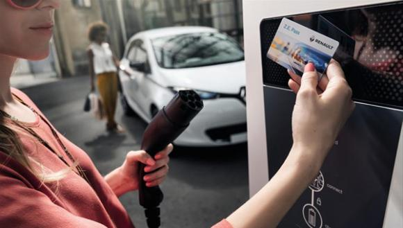 Geniepoint Signs Up To Renault Z E Pass Zap Map