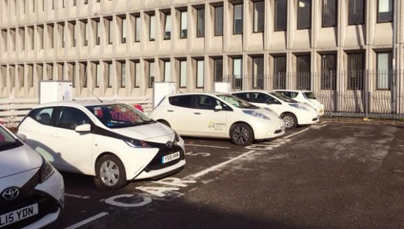 franklin-energy-installs-rapid-chargers-salford-city-council
