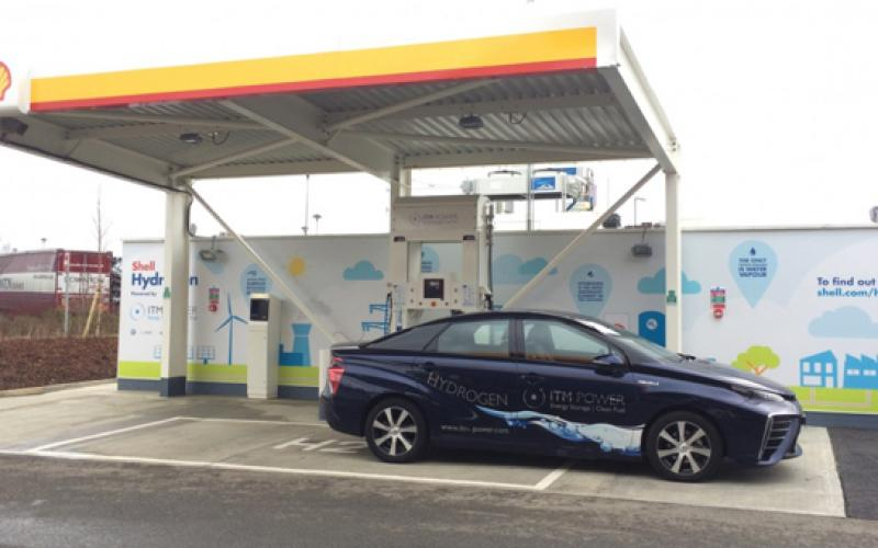 hydrogen refuelling stations confirmed