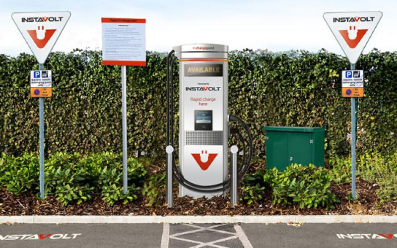 instavolt confirms uk-wide rapid charger roll-