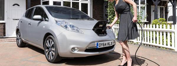 Nissan Leaf Charging Guide How To Charge A Nissan Leaf