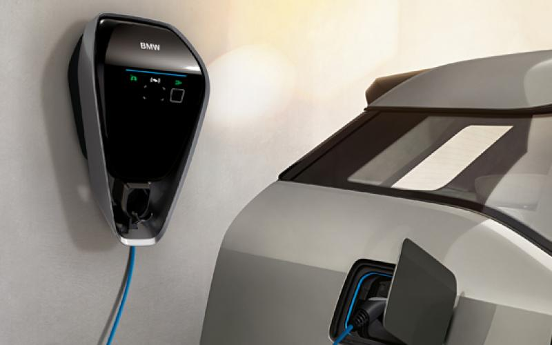 bmw launches wallbox smart charging service