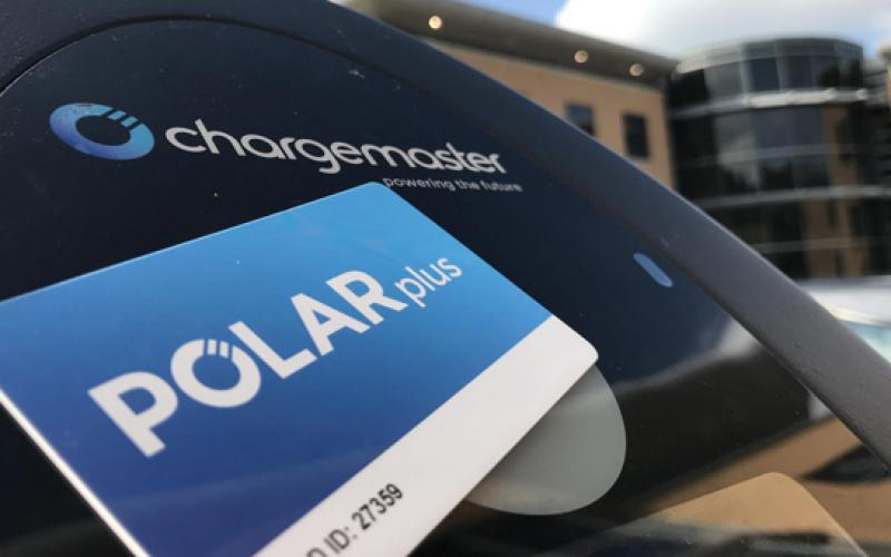 chargemaster points renewable energy