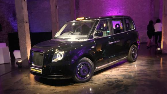 London Taxi Range Extender Launched