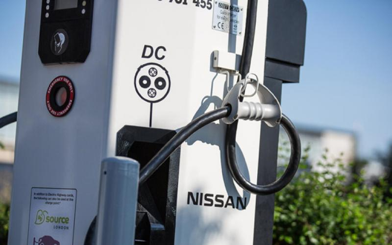 rapid charging project improves continental ev travel