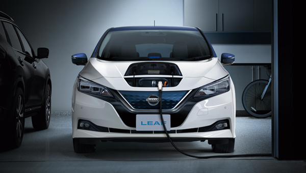 nissan launches new leaf zap map. Black Bedroom Furniture Sets. Home Design Ideas