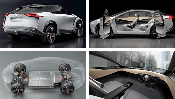 Nissan Reveals Electric Imx Concept At Tokyo Zap Map