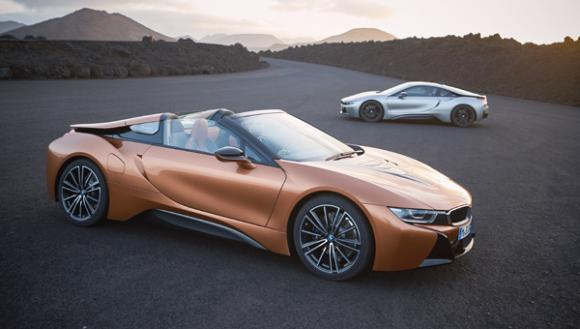 bmw-launches-i8-roadster