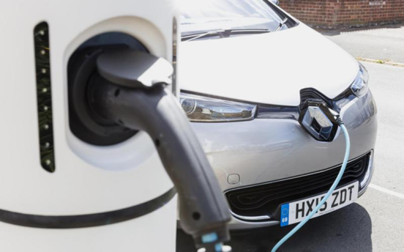 councils urged ev charge point funds