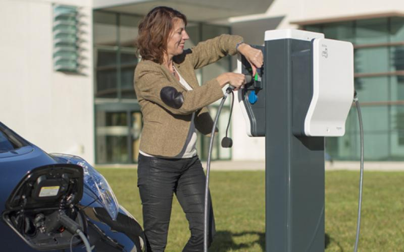 ev charge point stop shop created firms councils