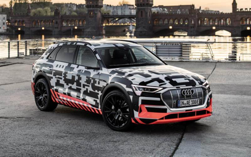 charging specs revealed audi -tron