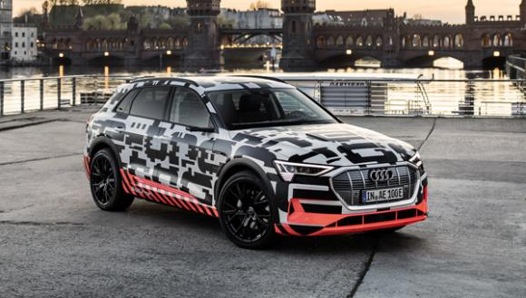 Charging Specs Revealed For Audi E Tron