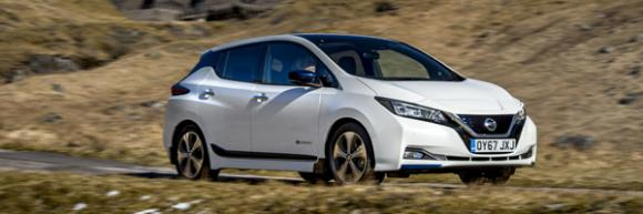 Nissan Leaf 40kwh Charging Guide